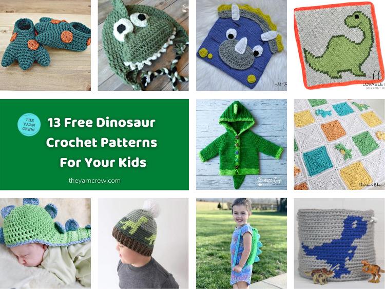 13-Free-Dinosaur-Crochet-Patterns-For-Your-Kids