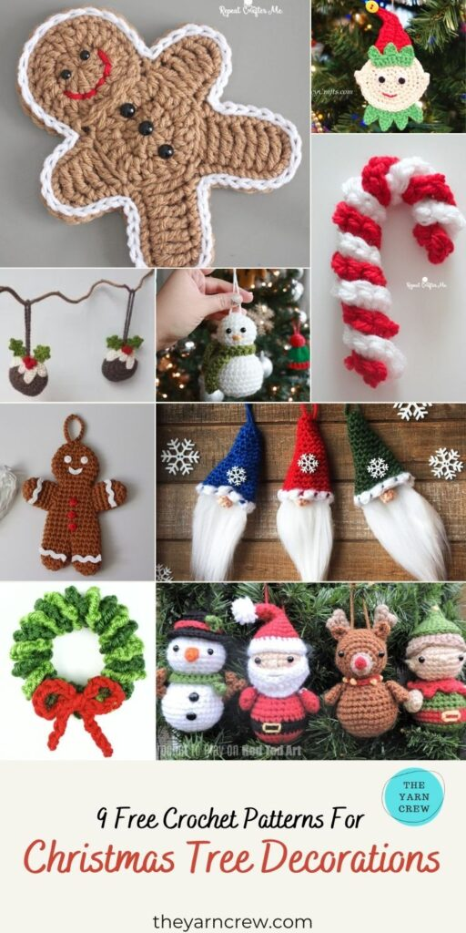 9 Free Awesome Traditional Christmas Decorations Tree Ornaments - PINTEREST3