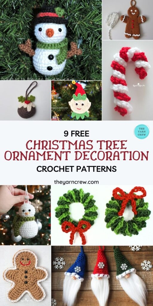 9 Free Traditional Christmas Decorations Tree Ornaments - PINTEREST2