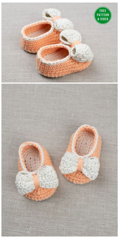 Crochet Baby Booties Orange Pumpkin - 9 Free Crochet Pumpkin Patterns For Your Little One