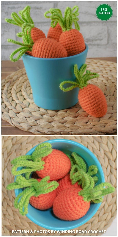 Easter Egg Cozies - 12 Free Easter Egg Crochet Patterns