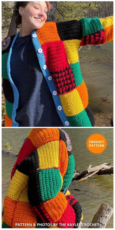 Harry Styles Crochet Cardigan - 3 Best Crochet Harry Styles Cardigan Sweater Patterns (1)