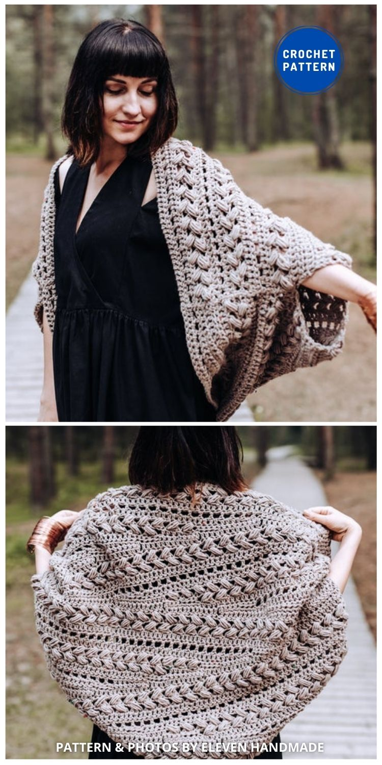 Crochet Cardigan - 10 Chic Crochet Lacy Cardigans For The Summer